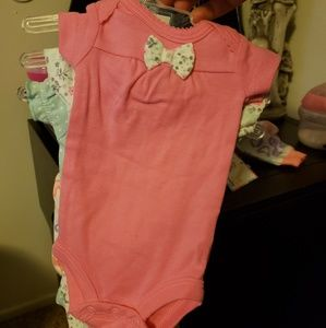 NEW Preemie Girls Clothes Lot